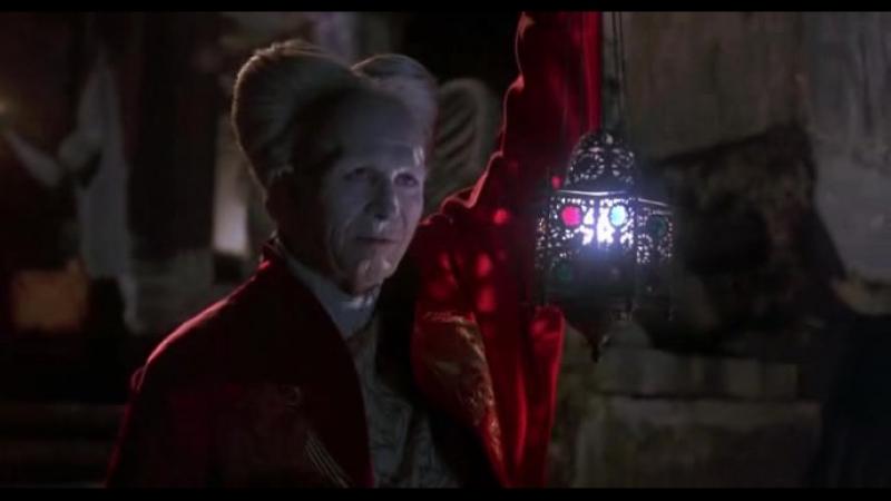 Dracula Брэма Стокера - сегмент - Старый Дракула в Замке, Встречает Джонатана Харкера