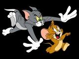 Том и Джери смотреть Гонки на выживание, игра как мультик для детей