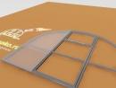 Зарекомендовавший себя изготовитель качественных тепличных конструкций- подробнее в личку.