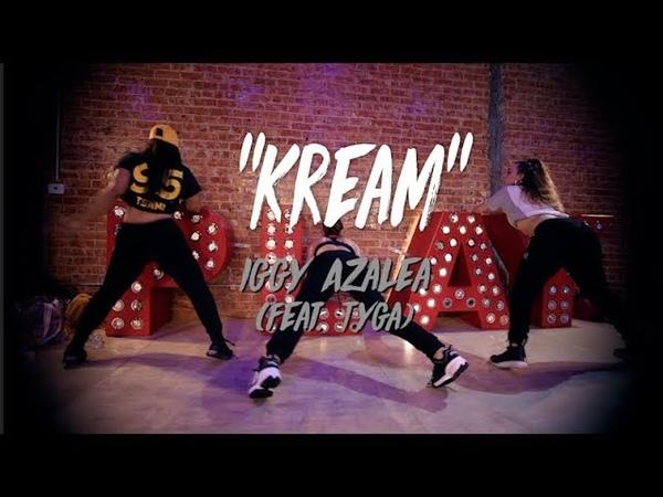 Iggy Azalea (Feat. Tyga) - Kream | Nicole Kirkland Choreography