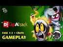 Decap Attack MEGA DRIVE Gameplay Fase 1-3 e Chefe