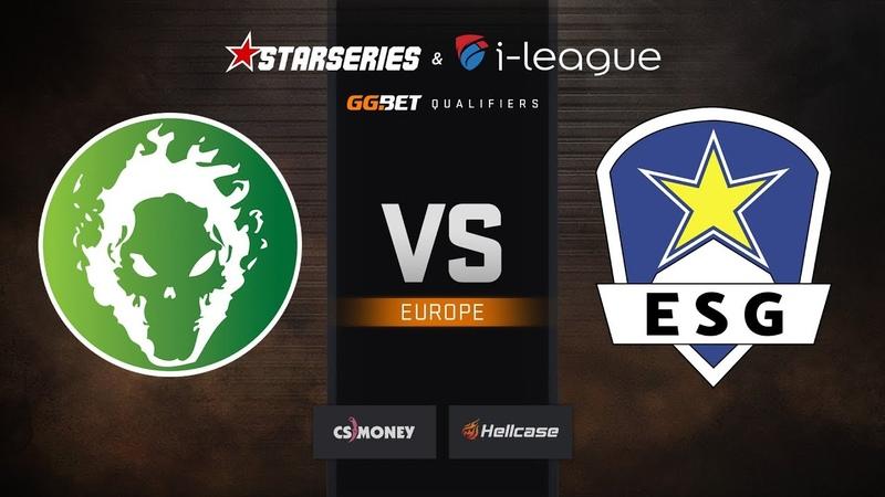 Fragsters vs EURONICS, map 1 train, StarSeries i-League S6 EU Qualifier