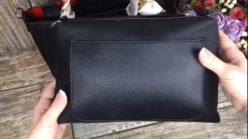 Шикарный комплект из двух сумочек 👜🔥👜