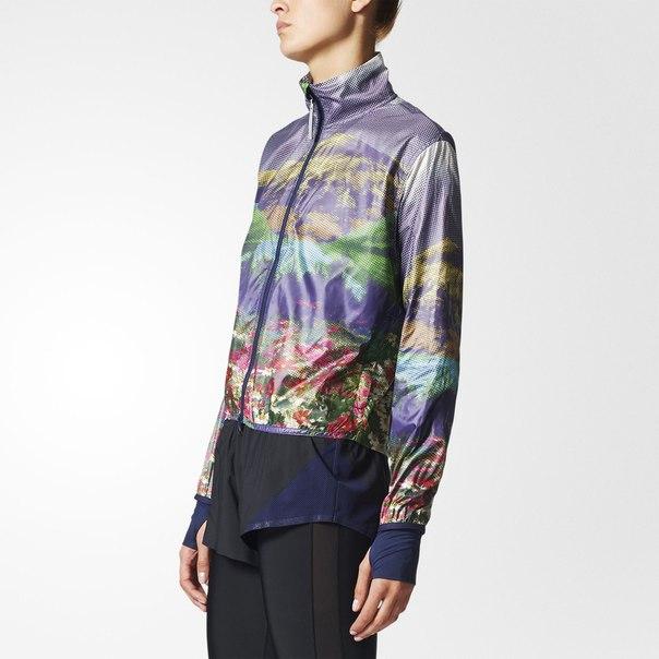 Куртка для бега Mountain Floral