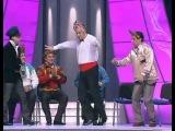 КВН Спецпроект 2008 - Ансамбль межнациональной розни и пляски