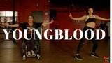 Youngblood - @5sos Dana Alexa Choreography