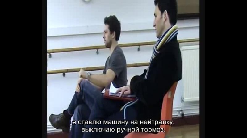 [rus sub] Julian Ovenden Questions and Answers Master Class