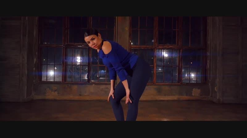 Inna Apolonskaya | H.E.R. - Lights On | High Heels Strip Dance Choreography