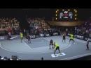 FIBA 3x3 World Tour 2018: Chengdu - Moscow Inanomo VS. Chongqing (29-09-2018)