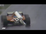 Gilles Villeneuve Drives Unsighted 1981 Canadian Grand Prix