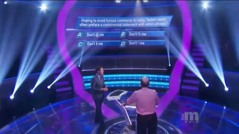 Who Wants to Be a Millionaire (USA) (01-05.10.2018)