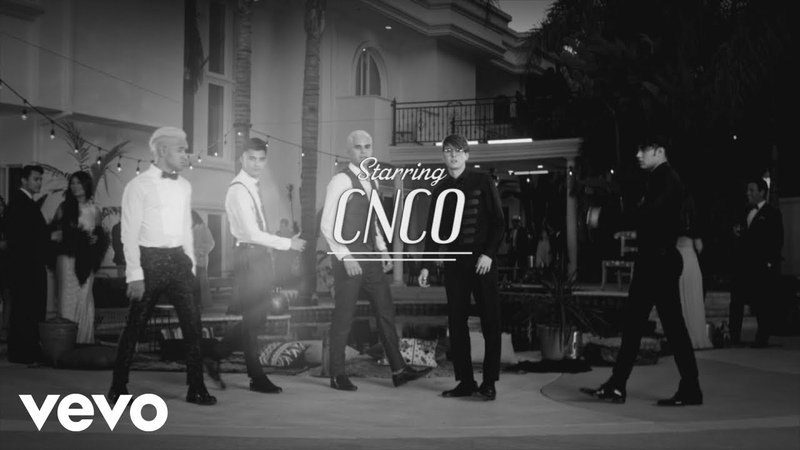 CNCO, Meghan Trainor, Sean Paul - Hey DJ (Remix) [Official Video]
