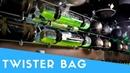 Водяной мешок Twister bag. Домашние тренировки с Twister bag.