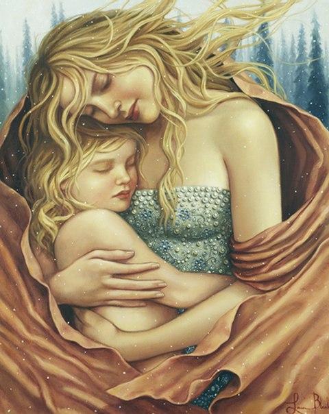 сочинение на тему мамина любовь