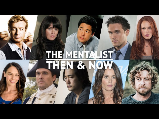 The Mentalist – Then Now