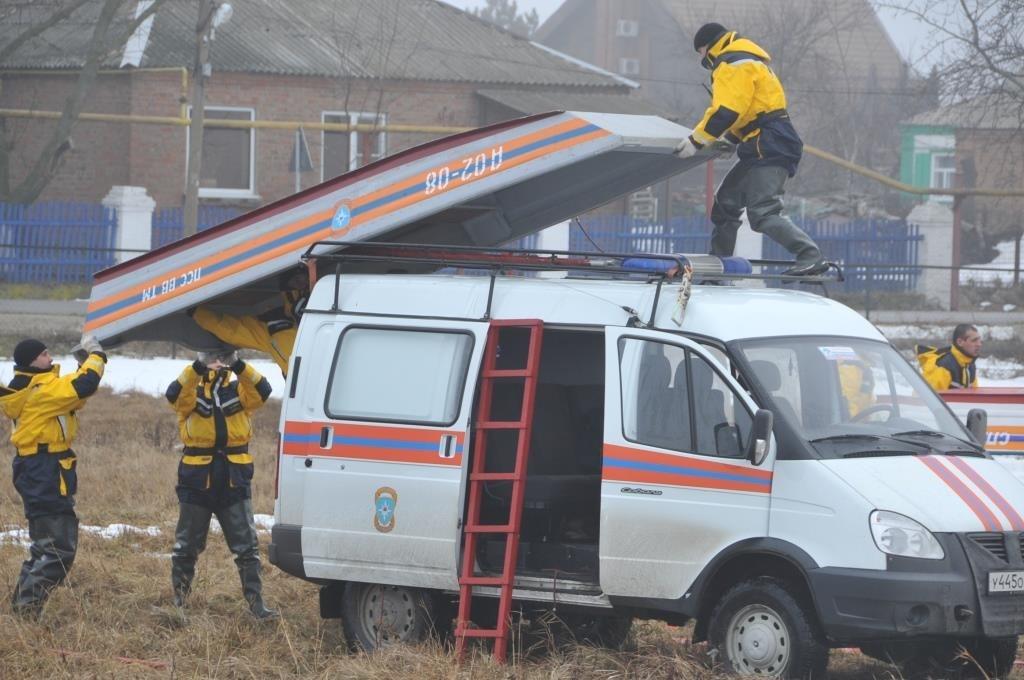 В Ростовской области прошли широкомасштабные учения «Паводок 2014»! Фотоотчёт