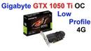 Обзор Видеокарты Gigabyte GTX 1050 Ti OC Low Profile 4G