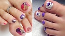 TOP 48 NAIL ART- TOE NAIL ART DESIGNS COMPILATION- YOU NEED TO TRY | Part 2