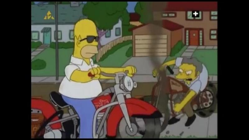 Мой мотоцикл, моя история