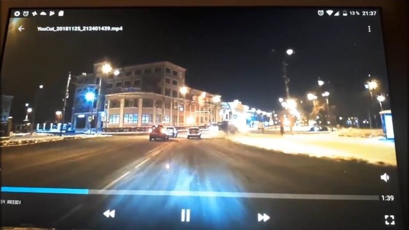 Прямой наводкой в столб Архангельск
