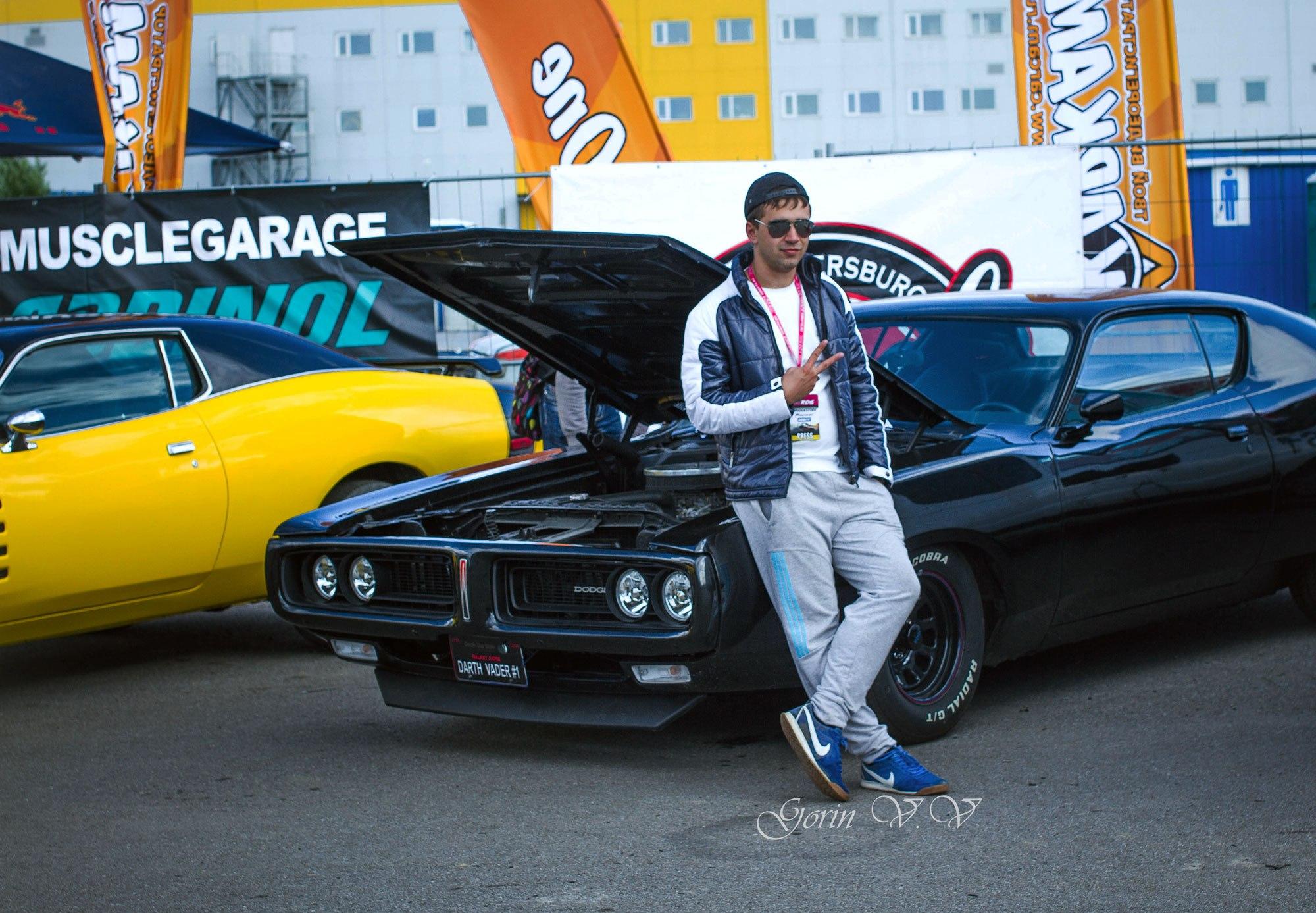 Виталий Горин (Car Leader) любит, помнит и ценит old school.