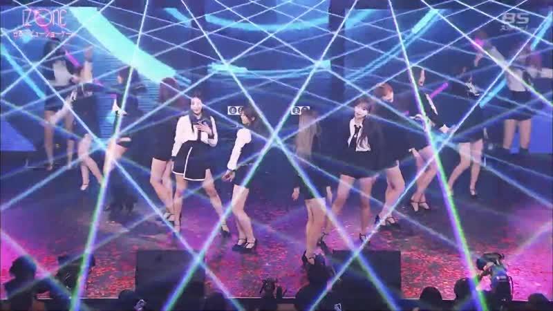 190206 IZONE (아이즈원) - Youre in love, right - Japan Debut Showcase.