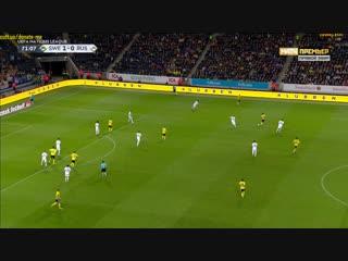 Suecia v Rusia 2T Nations League 2018