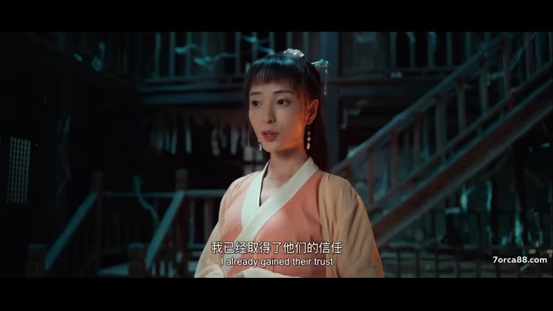 Восемь колец 2: Царь демонов / Eight rings 2: King of demon / Ba Jie Jiang Mo (2018) BDRip 720p [vk.com/Feokino]