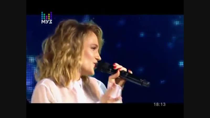 ГлюкoZa - Снег идёт (Новый год на МУЗ ТВ 2016)
