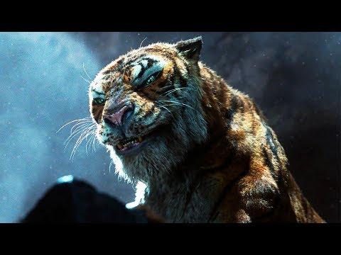 Маугли — Русский трейлер (4К, Субтитры, 2018)