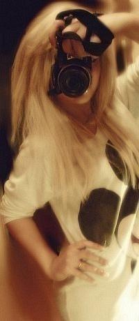 блондинка фото на аву
