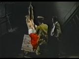 бдсм сцены(bdsm, бондаж, садизм, порка, изнасилование) из фильма: Gomon hyakunen-shi(torture chronicles: 100 years) - 1975 год