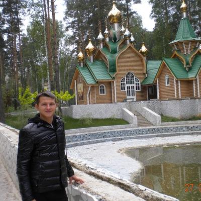 Андрей Шап, 30 декабря 1984, Екатеринбург, id206783651