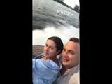 Нюша с мужем в Питере (InstaStories, 28.07.18)