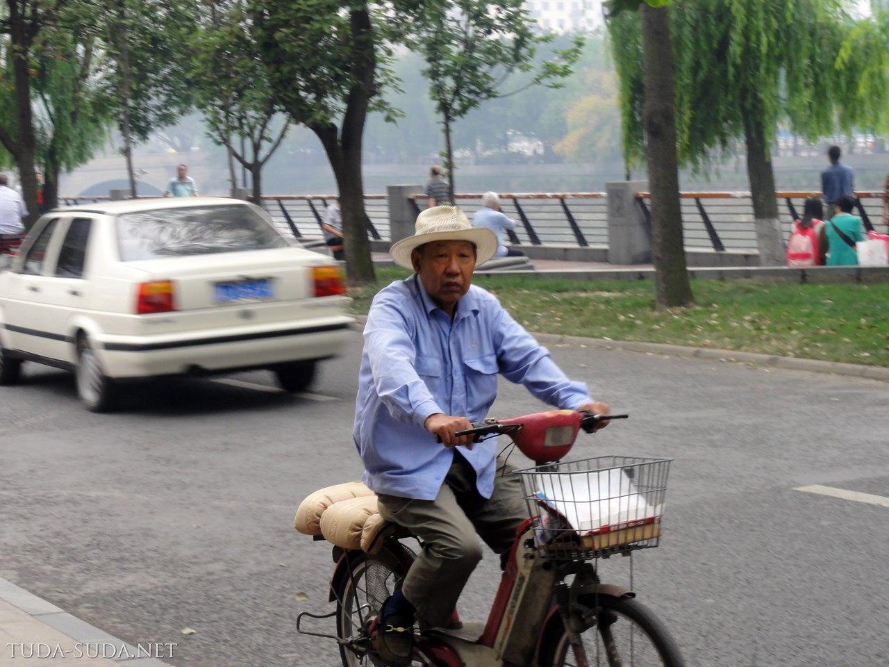 Пенсионеры Китай