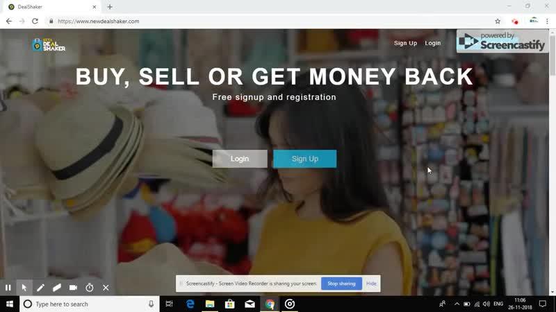 Новый интерактивный центр DealShaker