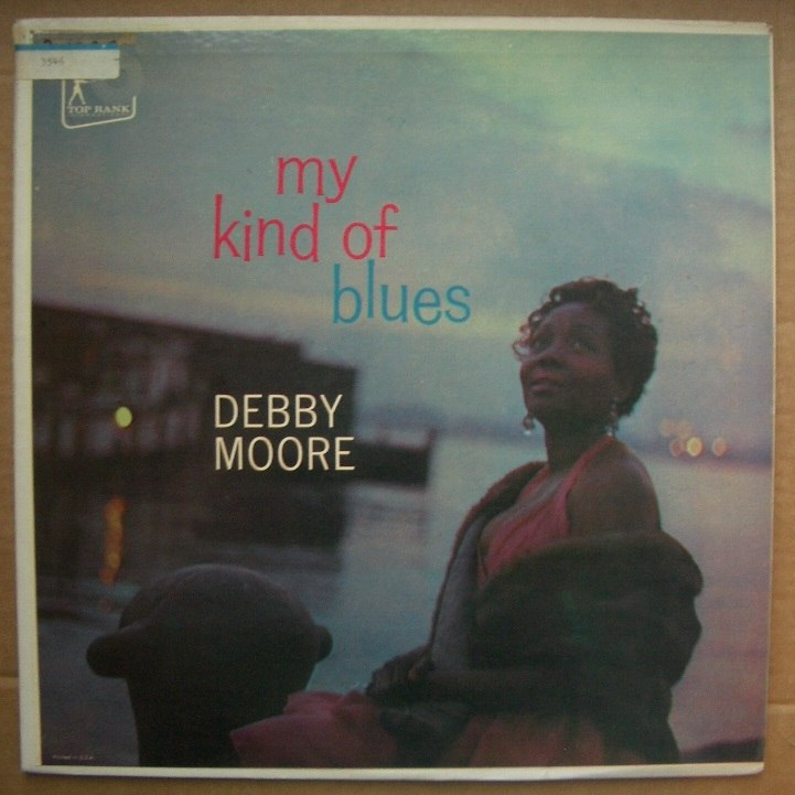debby moore - my kind of blues