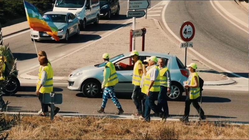 Journée de mobilisation pour les gilets jaunes du Cannet des Maures 👷✊