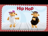 Hip Hop Dancing Sheep - YouTube