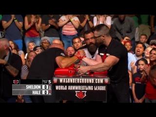 Jamie Sheldon vs. Geoff Hale. WAL 404 (озвучка NaimanFilm)
