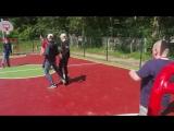 В Вологде благотворители построили две детские площадки