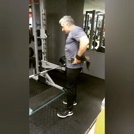 """Анзор Семёнов on Instagram """"fitness фитнес gympro чувакуполтинник грязнаярумынка220кг Ты не можешь не любить тех, кто рядом © эхлюблюпоумн..."""