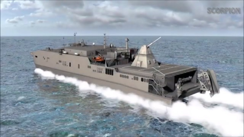 US NAVY IS FINALLY TAKING ITS RAILGUN OUT TO SEA FOR TESTING ABOARD A WARSHIP II SCORPION 2019