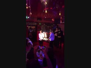 Торт для клуба