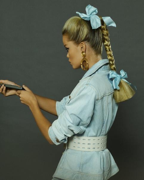 Фрида Аасен CR Fashion Book, 2018
