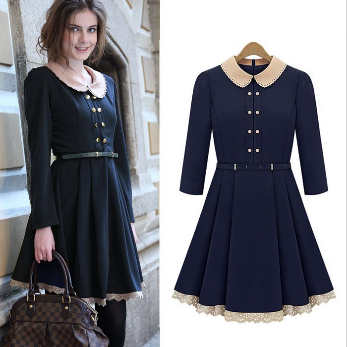 6602cc4ae651293 длинные платья из шелка 6. Платья с длинным рукавом - модная подборка ...
