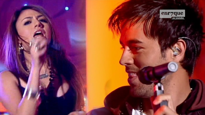 Enrique Iglesias, Gabriella Cilmi - Takin' Back My Love (LIVE)