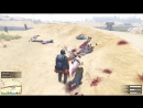 GHOST GTA 5 Зомби Апокалипсис - ЗОМБИ УНИЧТОЖИЛИ БАЗУ И НОВАЯ БАЗА В ГТА 5 МОДЫ 26! GTA 5 ОБЗОР МОДА ВИДЕО