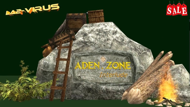 Interlude server LINEAGE II New Statue with Effect for server www Aden Zone
