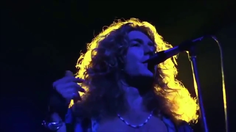 Led Zeppelin - Stairway To Heaven (Live) HD